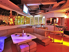 Bars and Clubs in Causeway Bay of Hong Kong