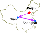 Beijing Xian Shanghai Private Incentive 8-Day Travel