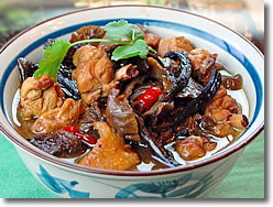 Braised Chicken With Mushrooms Recipes — Dishmaps