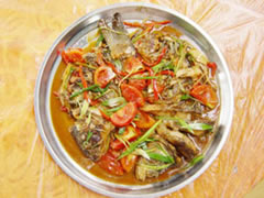 Li River Fish Cooked with Beer