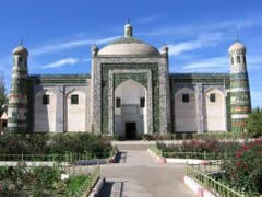 the Abakh Khoja Tomb
