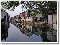 Shanghai Zhouzhuang-Water Town One Day Tour